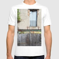 Urban Decay 2 Mens Fitted Tee White MEDIUM