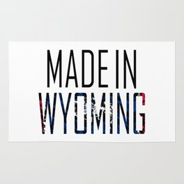 Made In Wyoming Rug