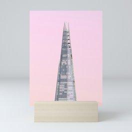 Renzo Piano   Shard London Bridge Mini Art Print
