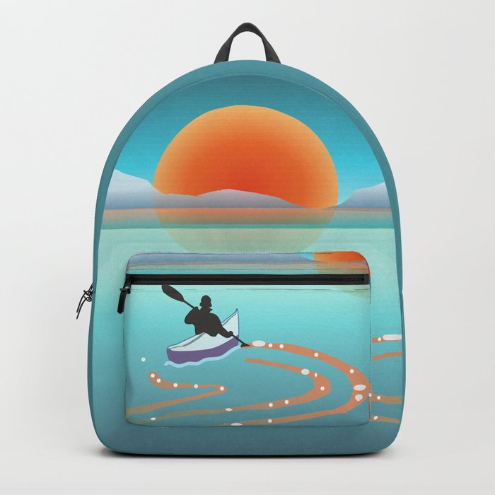 Exploring Crystal Cove Backpack