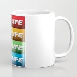 Pro Life Collage Coffee Mug