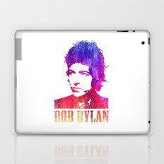 Bob Dylan Print Laptop & iPad Skin