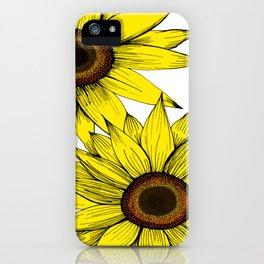 girasol iPhone Case