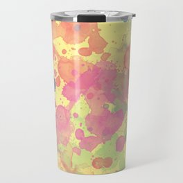 Color Splash Travel Mug