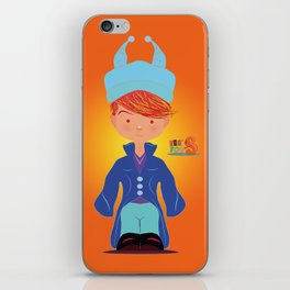 Le petit Mikel /Character & Art Toy design for fun iPhone Skin