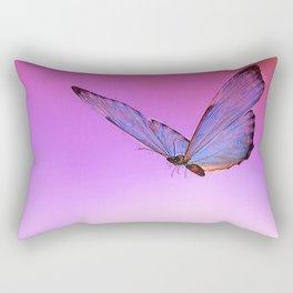 Papillon de nuit 2 Rectangular Pillow