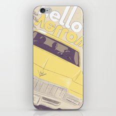 Hello Yellow iPhone & iPod Skin