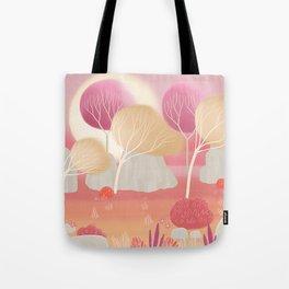 Treescape 6 Tote Bag