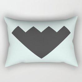Geometrical Rectangular Pillow