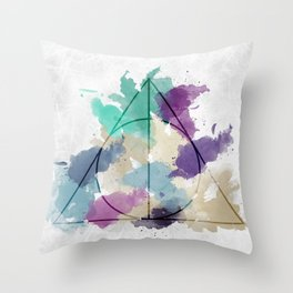 The Gifts Throw Pillow