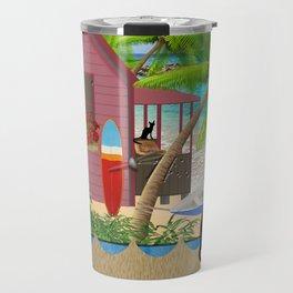 Vacation Time Travel Mug