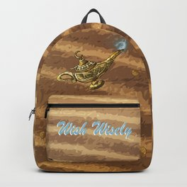 Magic Genie Lamp Backpack