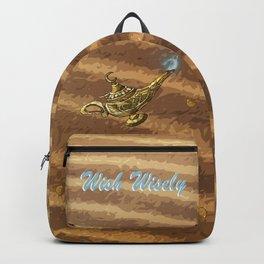 Magic Genie Lamp Backpack