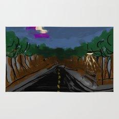 Night Street Rug