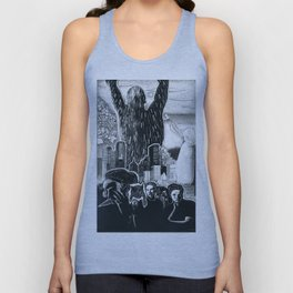 Humanity Rising Unisex Tank Top
