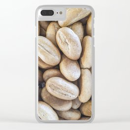 Coarse bread Clear iPhone Case