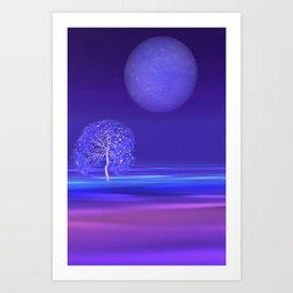 peaceful time -10- Art Print