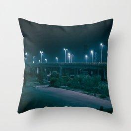Run Home Slow Throw Pillow