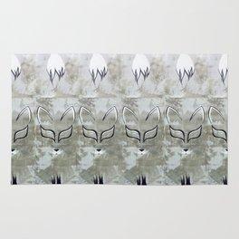 Silver Fox Rug