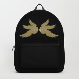Lucifer with Wings Light Backpack