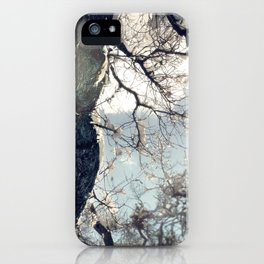 Morning Frost iPhone Case