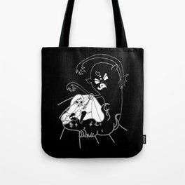 ▴ demon ▴ Tote Bag