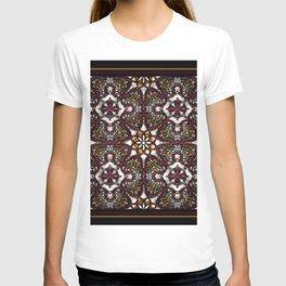 Royale pattern T-shirt