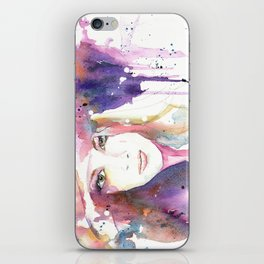 Girl ASD 03 iPhone Skin