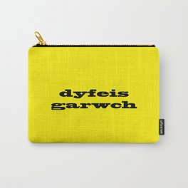 Dyfeisgarwch - Innovation Carry-All Pouch