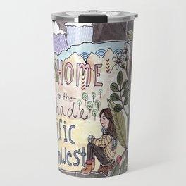 Take Me to the Shade Travel Mug
