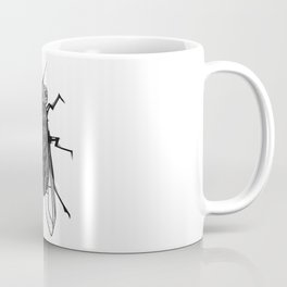 A housefly Coffee Mug