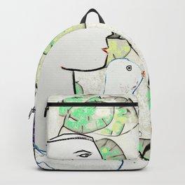 Bride & Groom Backpack