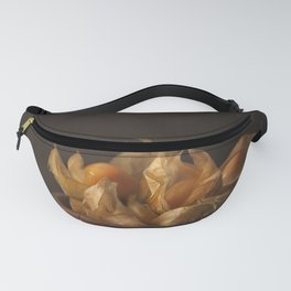 Physalis In The Bowl Fanny Pack
