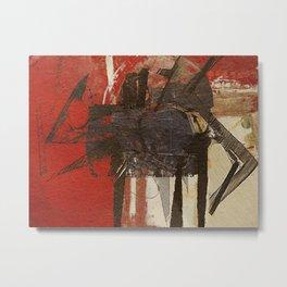 Cabra da Peste Metal Print