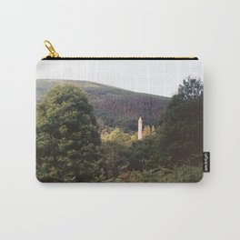 The Watchtower at Glendalough Carry-All Pouch