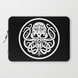 Cthulhu Symbol Laptop Sleeve