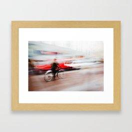 - Liquida morte - Framed Art Print