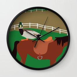 Dumriand Wall Clock