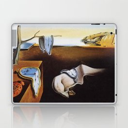 THE PERSISTENCE OF MEMORY - SALVADOR DALI Laptop & iPad Skin