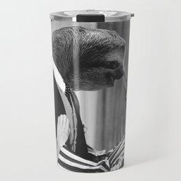 Sloth with Rossella O'Hara Travel Mug