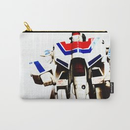 Let's fight like robots Carry-All Pouch