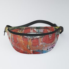 Crying rivers Fanny Pack