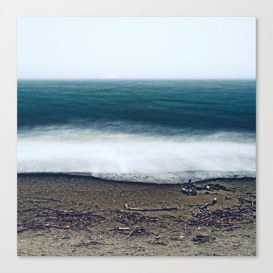 In the Ocean Deep Canvas Print