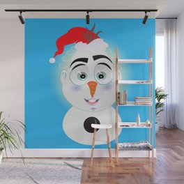 Lolo AlfsToys wants to become in Olaf Wall Mural