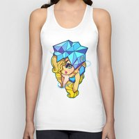 telephone Tank Tops featuring Telephone by Mickey Spectrum