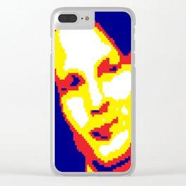 Austin Clear iPhone Case