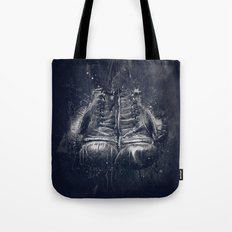 DARK GLOVES Tote Bag
