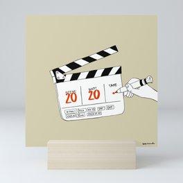 Take 2020 Mini Art Print