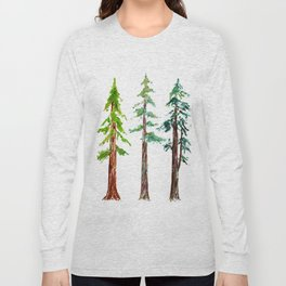 Tall Trees Please Long Sleeve T-shirt