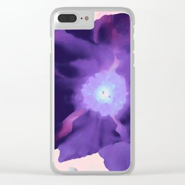 The Art Of Beauty Clear iPhone Case
